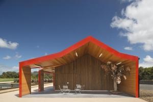 Royal Botanic Gardens Shelter
