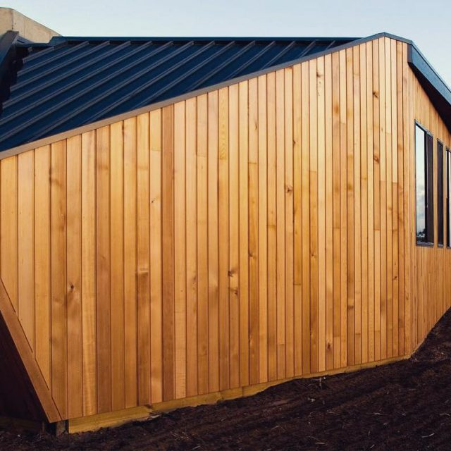 Dont you just love the warm textures timber cladding addshellip