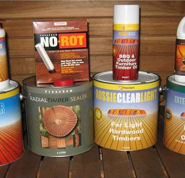We have a range of wood preservative products available tohellip
