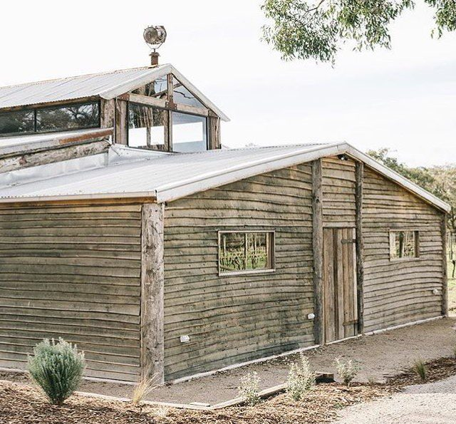 The beautiful rustic barn at tanglewoodestate is getting better withhellip