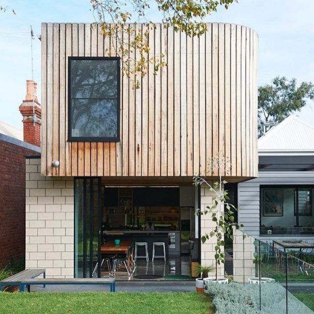 Balaclava House Check out this stunning prefab design by thehellip