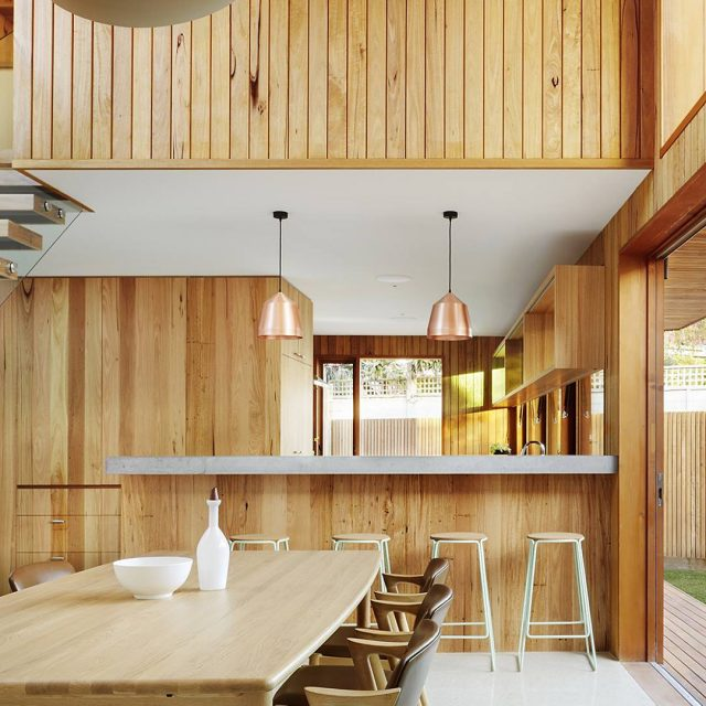 FENWICK CONSTRUCTION How amazing is this timber lovers dream homehellip